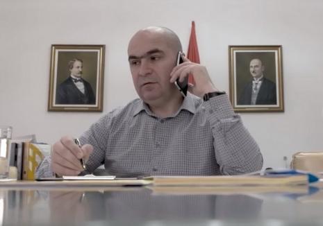 O zi cu omul anului: Cum arată o zi cu primarul Oradiei, Ilie Bolojan (VIDEO)