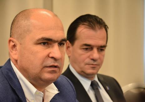 Presa îl dă pe Bolojan demisionat din conducerea PNL. Primarul Oradiei spune că e 'fake news'!
