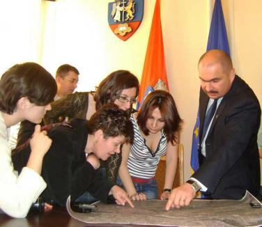 Primăria vrea să construiască un drum rapid între străzile Făcliei şi Ecaterina Teodoroiu