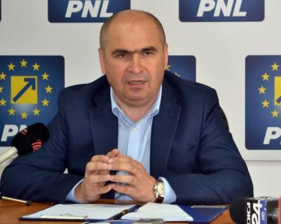 """Bolojan contra PSD: Oradea a pierdut """"două investiţii mari"""" din cauza politicii Guvernului"""