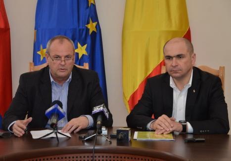 Cu opoziţia liberalilor, Consiliul Local Sânmartin a stabilit data referendumului privind unirea cu Oradea