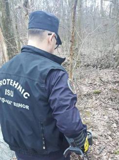 Bombă în Cordău: Un localnic a găsit muniţie neexplodată din al Doilea Război Mondial (FOTO)