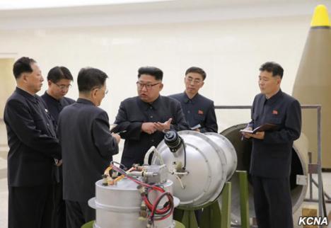 Cutremur de 6,3 grade: Coreea de Nord a anunţat că a testat cu succes o bombă cu hidrogen!