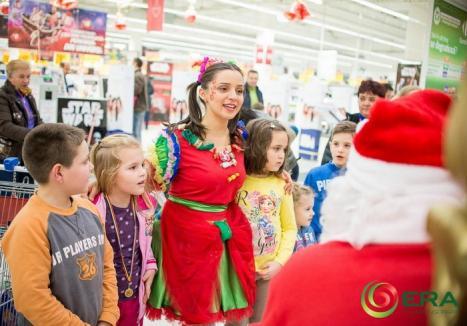 BombonERA, Peter Pan şi Moş Crăciun îi invită pe copii la un weekend magic