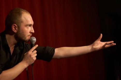 Stand-up comedy la Toamna Orădeană