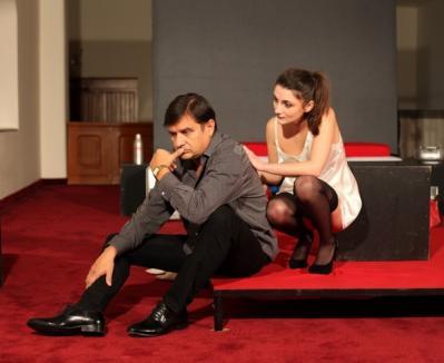 "Premiera ""Bordel"", cu Daniel Vulcu în rol principal, la Teatrul Regina Maria"
