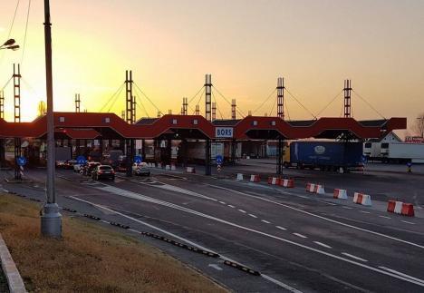 Ce 'capturi' mai fac poliţiştii la frontiera Borş: Un bărbat căutat pentru a fi băgat la puşcărie a încercat să intre în ţară cu paşaportul 'unei cunoştinţe'