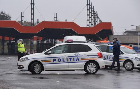Românii care se repatriază intră în ţară şi prin Borş: au trecut graniţa 1.500 de persoane în 24 de ore
