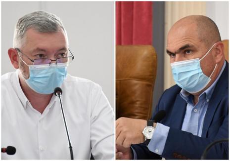 După concedieri, Ilie Bolojan face angajări la CJ Bihor. Îşi ia un consilier pe problemele comunităţii maghiare, UDMR-iştii nu sunt de acord (VIDEO)