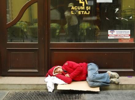 E prea frig! DASO cere sprijinul orădenilor pentru a strânge de pe străzi persoanele fără adăpost