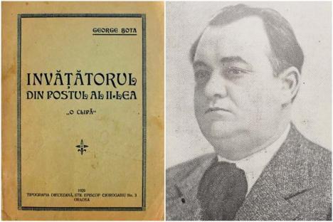Oradea ieri, Oradea azi: Povestea lui George Bota, unul dintre cei mai cunoscuţi profesori ai oraşului din perioada interbelică