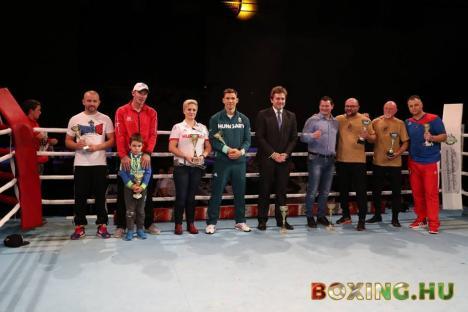 Evoluţii remarcabile pentru pugiliştii de la Basti Box Salonta la 'Cupa Dunării', din Ungaria