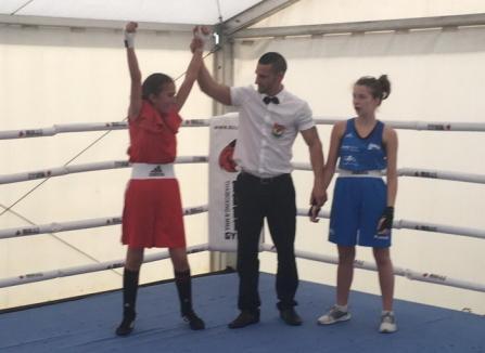 Cinci medalii pentru pugiliştii de la Basti Box Salonta la turneu internaţional 'Slovakia Boxing Cup 2017 Triebel'