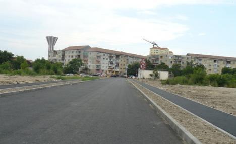 Strada Brâncoveanu a fost prelungită până în Oneştilor