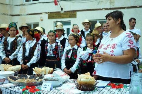 'Bucate ca la mama-n bătătură', târg culinar cu preparate tradiţionale la Bratca