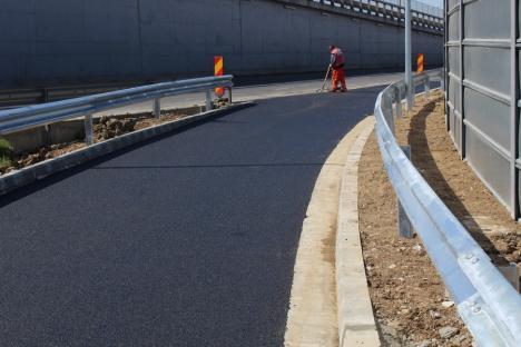 Breteaua de legătură între Calea Aradului și Calea Sântandreiului a fost finalizată!