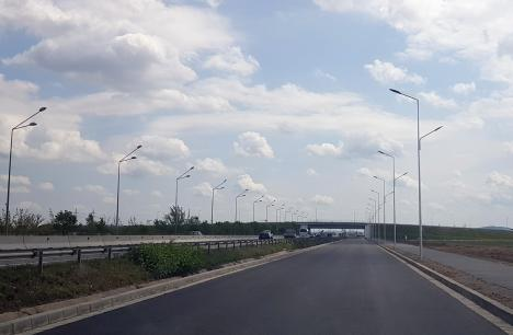 Breteaua de legătură dintre parcul industrial II și cartierul Grigorescu a fost deschisă circulației (FOTO / VIDEO)