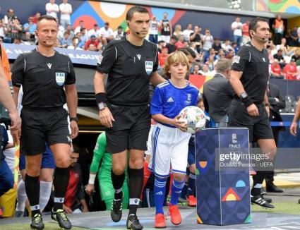 Octavian Şovre va arbitra la meciul Turcia -Albania din preliminariile EURO 2020