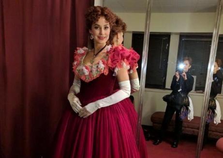 Gală de operă cu soprana orădeană Kele Brigitta, care a cântat pe scena Operei Metropolitane din New York, la Filarmonică