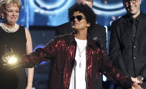 Premiile Grammy: Marele câştigător a fost Bruno Mars. Beyonce a avut o apariţie de senzaţie (VIDEO)