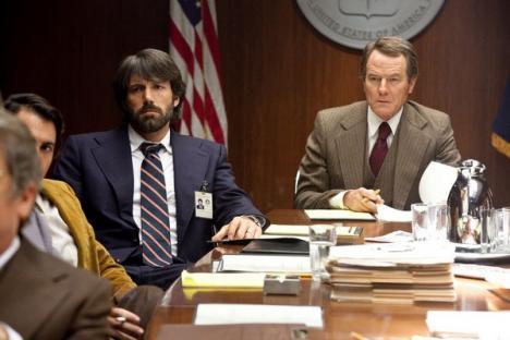 """Globurile de Aur: """"Argo"""" este cel mai bun film, iar Ben Affleck cel mai bun regizor"""