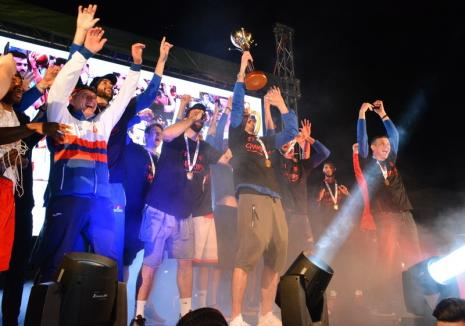 CSM CSU Oradea își va cunoaște adversarii din noua ediție a Basketball Champions League pe 4 iulie