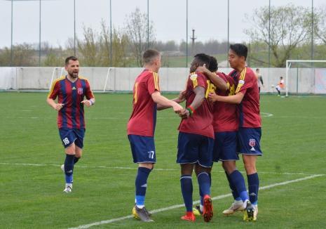 Luceafărul a surclasat cu 6-0 pe Dacia Unirea Brăila şi a încheiat sezonul pe locul 8