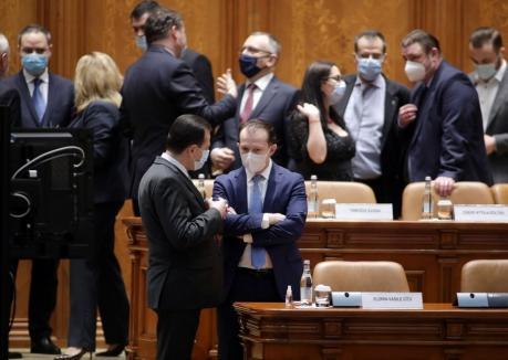 Bugetul României pe 2021 a fost aprobat. Premierul Florin Cîţu anunţă 'reformă şi investiţii' (VIDEO)