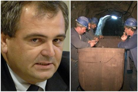 Bugetar de lux, concediat de ministrul Economiei de la o firmă a statului din Bihor. Încasa lunar 10.000 de lei şi nu făcea nimic