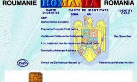 Comisia Europeană vrea să impună obligativitatea amprentelor digitale pe cărţile de identitate