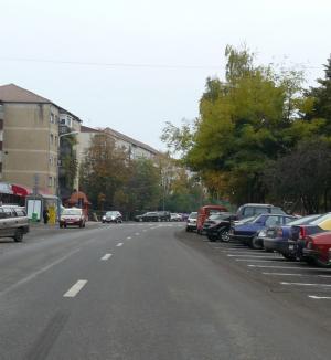 Străzile Bumbacului şi Morii sunt gata reabilitate