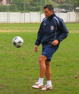 Bundea pleacă de la FC Bihor