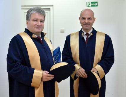 Rectorul Constantin Bungău cere Senatului Universităţii să aleagă un preşedinte interimar cât mai repede
