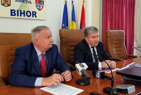 Parcul Ştiinţific şi Tehnologic, pe masa Consiliului Judeţean Bihor şi a senatorilor Universităţii