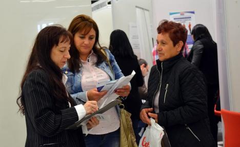Bursa locurilor de muncă, la Arena Antonio Alexe: Ofertă cu aproape 1.200 de job-uri vacante