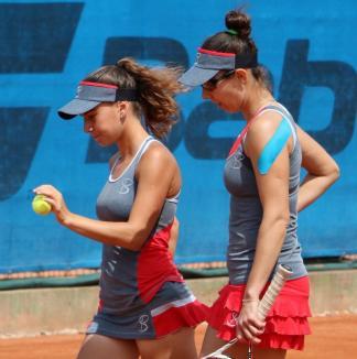 Succes la Roland Garros: Bihoreanca Irina Bara, în optimile probei de dublu!