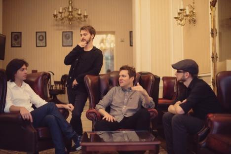Eternal Return: Trupa Byron îşi lansează noul album şi la Oradea