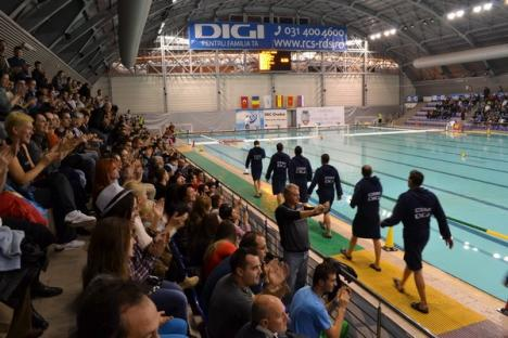Prima victorie din Liga Campionilor: CSM Digi a învins Galatasaray cu 11-8 (FOTO)