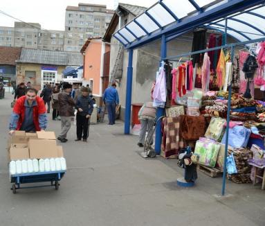 Deci, se poate! ADP a investit 340.000 euro în modernizarea pieţei Cetate (FOTO)