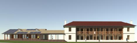 Consiliul Județean a dat ordinul de începere a lucrărilor pentru reabilitarea cabanei Vadu Crișului! Lucrările trebuiau finalizate... vara trecută (FOTO)