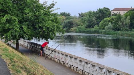 Crişul tuturor: Ca să nu se mai certe cu pescarii, amatorii de sporturi nautice cer Primăriei un regulament de acces pe Crişul Repede (FOTO)