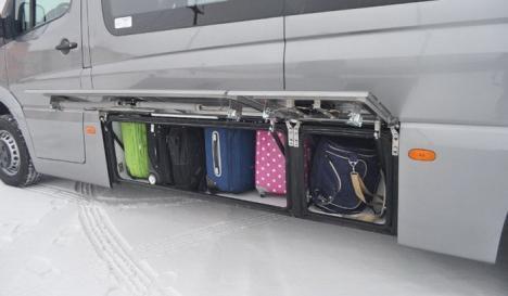 Doi turişti au rămas fără bagaje în Sânmartin: hoţul a fost prins în Băile 1 Mai