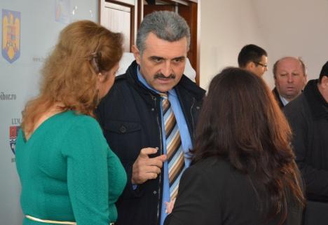 Consiliul Judeţean a respins plângerea prealabilă a şefului DGASPC, Călin Puia