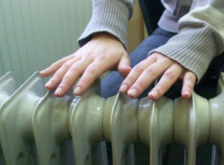 Fără apă caldă şi căldură, din cauza unei defecţiuni