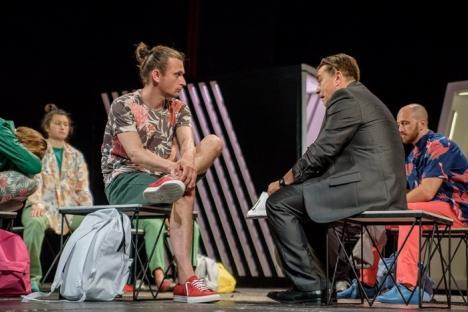 Trei spectacole orădene, la Festivalul Naţional de Teatru