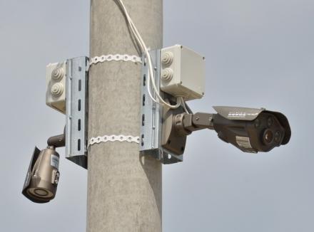 Sectorul auto al Pieţei Obor este supravegheat video