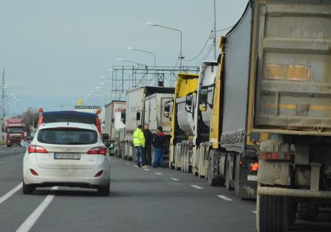 Se anunţă cozi! Poliţiştii din Borş se pregătesc de noi aglomerări la frontieră