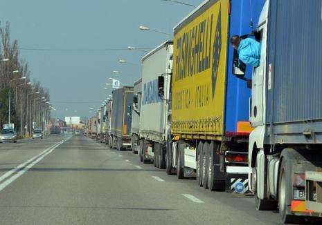 Compania de drumuri: Se ridică restricțiile cauzate de caniculă în județul Bihor