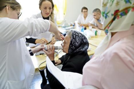 Testări gratuite pentru depistarea cancerului la sân şi a problemelor cu inima, în mai multe sate din Bihor