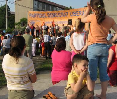 PDL Bihor şi-a anulat întâlnirile publice de campanie, din cauza gripei porcine